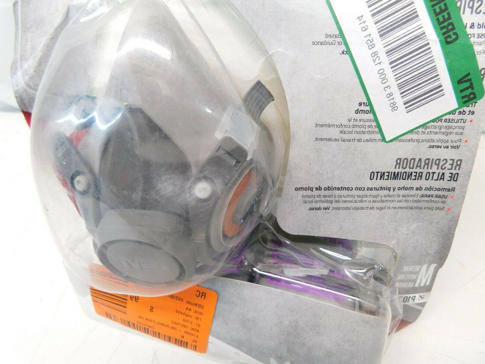 3M Performance Respirator Household Size 62093H1