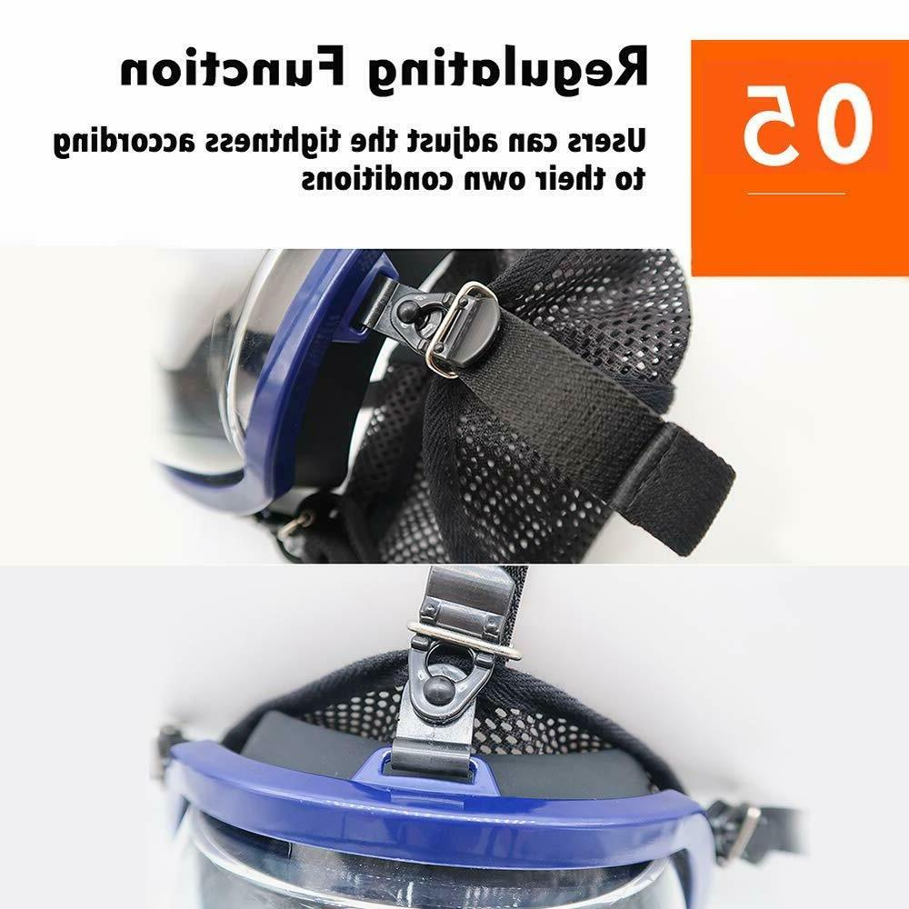 Respirator Face 15 in 1 Mask Paint Similar For