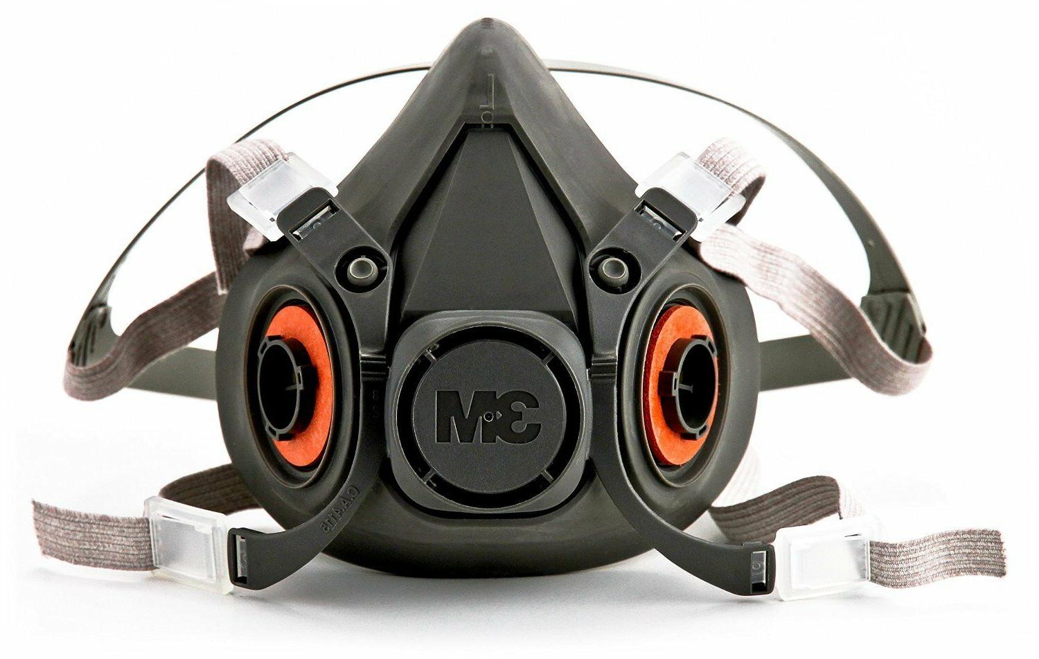respirator half face mask protection welding industrial