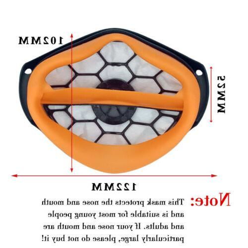 Reusable Nose Mask with Purify
