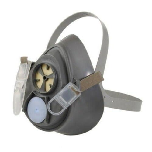 Safety Respirator Half Protect F Painting Spray w/Safety