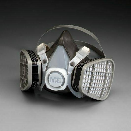 special 3 pk 5101 disposable respirator assembly