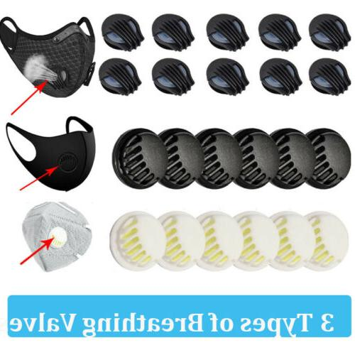 Cycling Breathing Sport Masks Replacement Lot