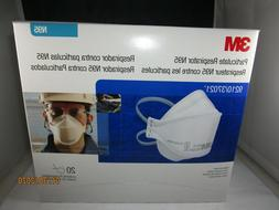 LOT OF 20 NEW 3M 9210 PARTICULATE RESPIRATOR N95 MASKS FILTE