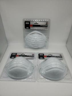 Lot Of 3 Packs SAS Safety 2985 Non-Toxic Dust Mask 15 Mask T