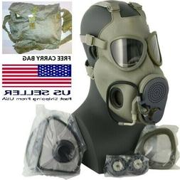 Military Czech Full Face NBC Filters Gas Mask Respirator M10
