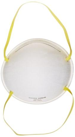 N95 cone-style particulate respirator mask