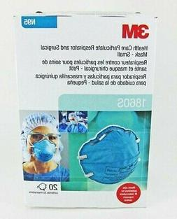 3M N95 Health Care Particulate Respirator and Surgical Mask