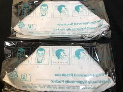 N95 PARTICULATE FACE MASK Hygienic Respiratory Protection 2