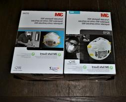 NEW 3M 8210 N95 APPROVED BOX OF 20 RESPIRATOR CORONAVIRUS FA