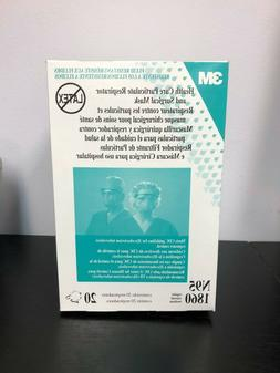 new sealed n95 1860 health care respirator