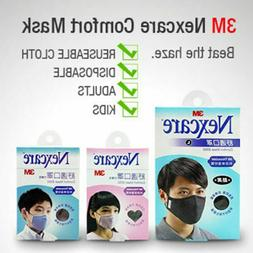 NEXCARE 3M Comfort Face Mask Thinsulate Material 99% Respira