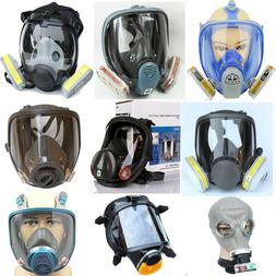 Painting Spray Pesticide For 3M 6800 Gas Mask Full Face Face