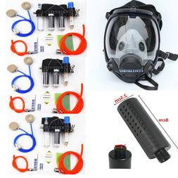 Safety Painting Spray Supplied Air Fed Respirator System 680