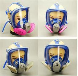 Painting Spraying For 3M 6800 Silicone Gas Mask Full Face Fa