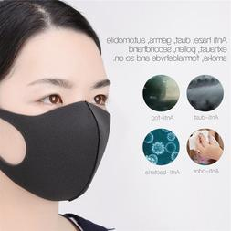 PM2.5 RESPIRATORY BREATHABLE ANTI-DUST FLU FACE MOUTH MASK A