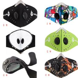 Respirator Half Face Mask Anti-dust With Filtered Activated