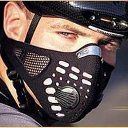 US Respirator Half Face Mask Anti-dust With Filtered Activat