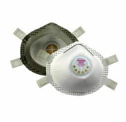 Honeywell Saf-T-Fit Plus P100 Disposable Respirator with Exh