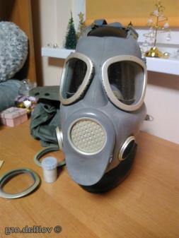 SAFE military grade full face gas mask ANTI BIO-HAZARD full
