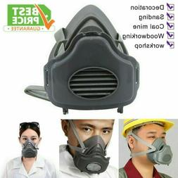 Safety Gas Mask Respirator Half Face Protect Painting Spray
