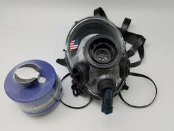 SGE 400/3 Gas Mask BB/ Respirator With Drinking Tube and Spe