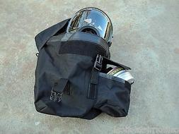 tactical gas mask pouch respirator carrier bag