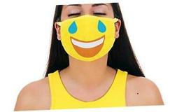 Tears of Joy Premium Cotton Pollution Filter Face Mouth Mask