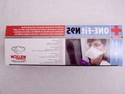Willson One-Fit N95 Healthcare Particulate Respirator Mask B