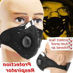 Dust Mask Anti-Pollution Mask Respirator Filter Activated An